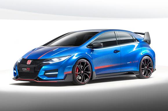 All-new Honda Civic Type R