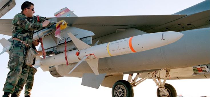 High-Speed Anti-Radiation Missile (HARM)