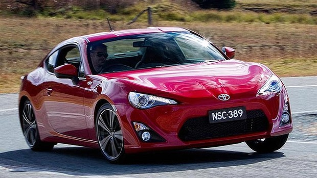 Toyota-86-Sports-Car