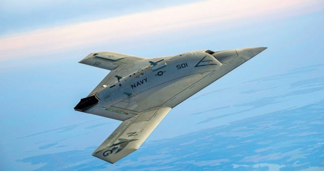 X-47B Unmanned Air System