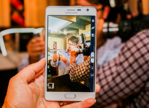 Samsung Galaxy Note 4 and Galaxy Note Edge