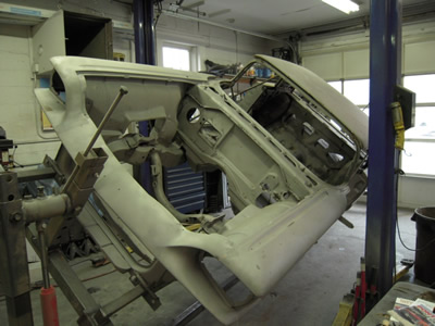Three Tips For Classic Car Restoration Subzerotech Technology