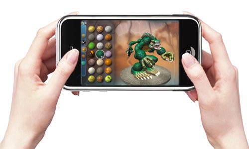 smartphone gaming