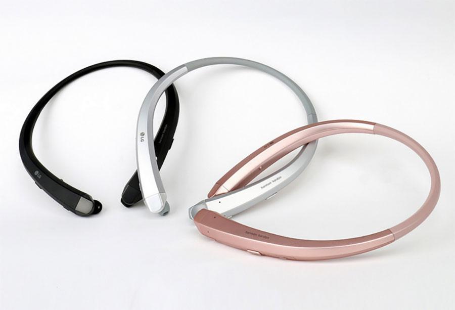 LG Neckband Bluetooth Headsets