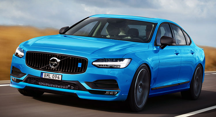 2017 Volvo S90 Energized Sd