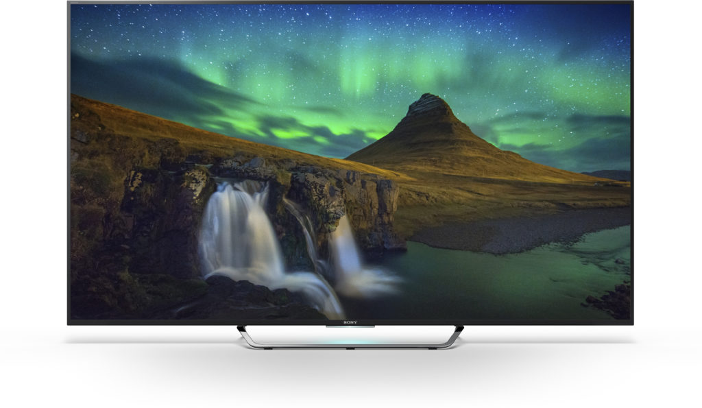 Be Ahead Of Big With X850C 4K Ultra HD with Android TV