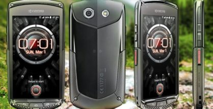 Kyocera TORQUE KC-S701 Smartphone