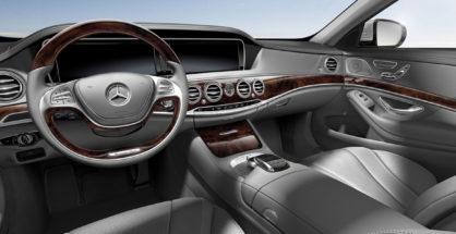 Mercedes-Benz S550 Sedan