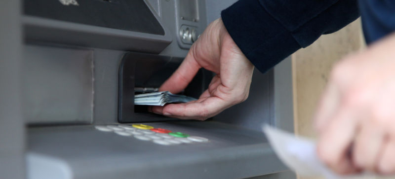 Hackers and Cash Machines