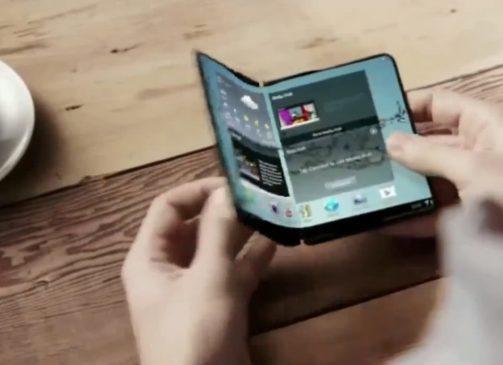 Samsung-flexible-display-smartphone