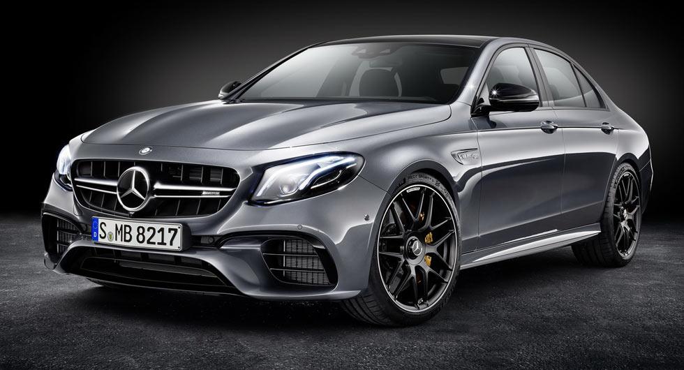 2018 Mercedes Amg E63 Amp E63 S Will Make Their Debuts At La