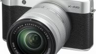 Fujifilm-X-A10-mirrorless-camera