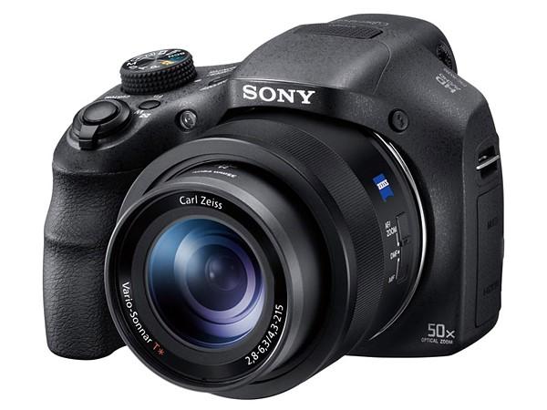 Sony Cyber-shot HX350 Digital Camera