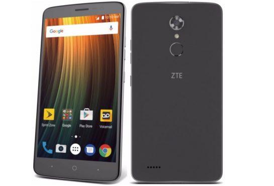 ZTE Max XL