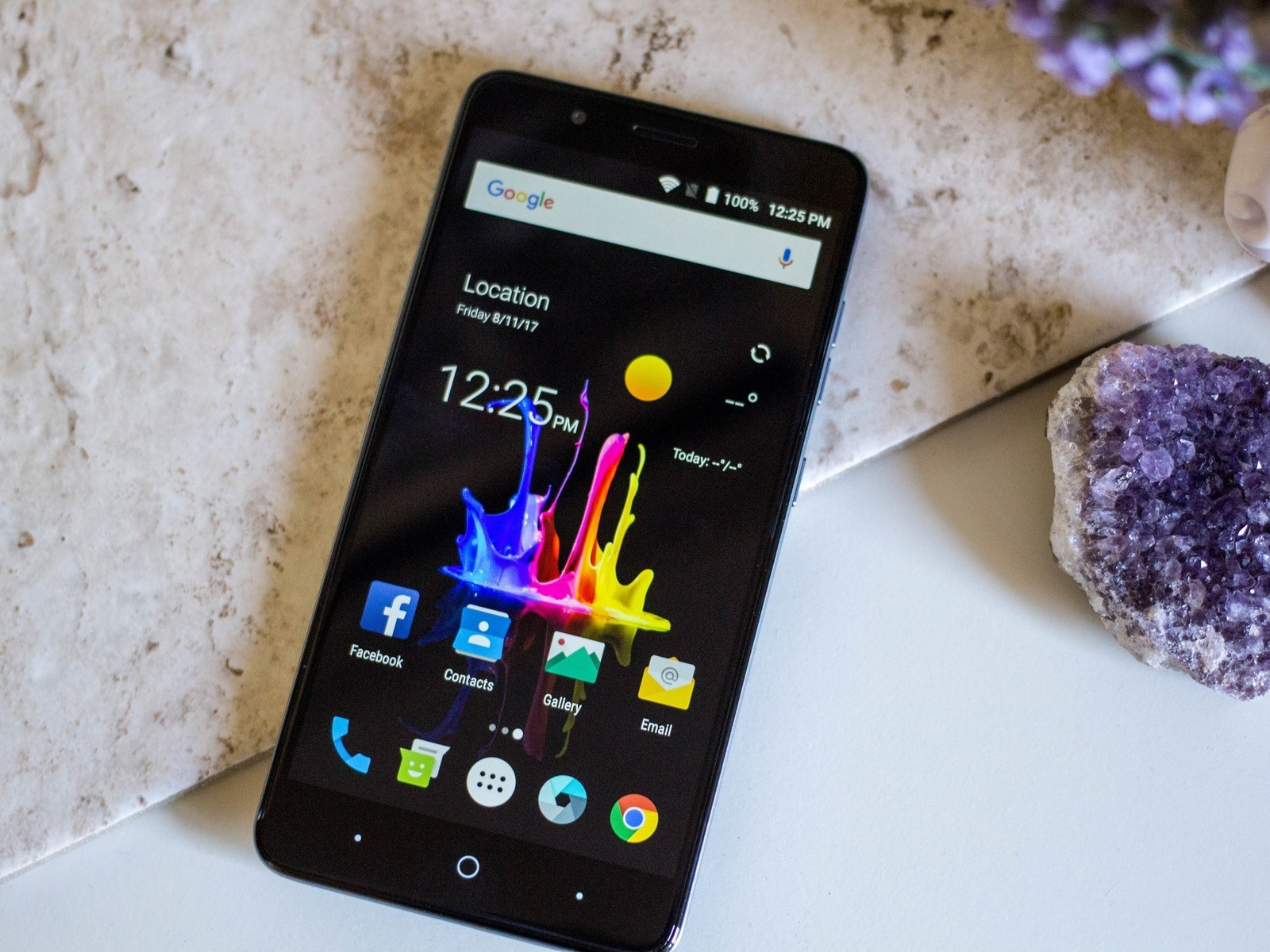 June, zte blade z max t mobile here bought