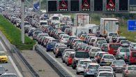 Minimising traffic jams