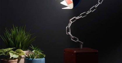 Super Mario Chain Chomp LED Lamp