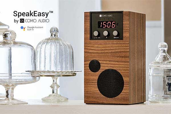 Como Audio SpeakEasy Hi-Fi Wireless Speaker